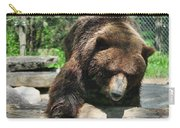 Great Grizzly's Carry-all Pouch