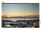 Great Head Beach Sunrise Carry-all Pouch