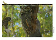 Great Horned Majesty Carry-all Pouch