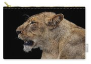 Great Lioness Carry-all Pouch