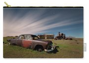 Abandoned Ford Car At Abandoned Farm Carry-all Pouch