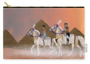 Great Pyramids And Nobility Carry-all Pouch