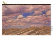 Great Sand Dunes And Great Clouds Carry-all Pouch