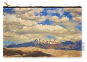 Great Sand Dunes National Monument Carry-all Pouch by James BO  Insogna