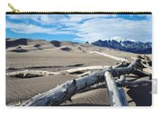 Great Sand Dunes National Park Driftwood Landscape Carry-all Pouch