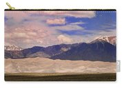 Great Sand Dunes Panorama 2 Carry-all Pouch