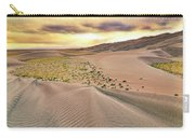 Great Sand Dunes Sunset - Colorado - Landscape Carry-all Pouch