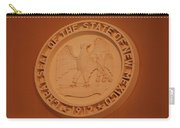 Great Seal Of The State Of New Mexico 1912 Carry-all Pouch
