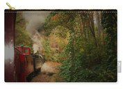 Great Smokey Mountain Railroad Carry-all Pouch