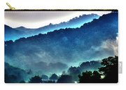 Great Smokey Mountains Carry-all Pouch by Susanne Van Hulst