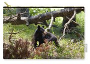 Great Smoky Mountain Bear Carry-all Pouch