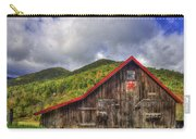 Great Smoky Mountains Barn Carry-all Pouch