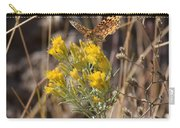 Great Spangled Fritillary 3 Carry-all Pouch