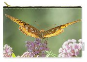 Great Spangled Fritillary Butterfly Carry-all Pouch