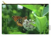 Great Spangled Fritillary Carry-all Pouch
