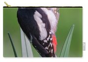 Great Spotted Woodpecker 1  Carry-all Pouch