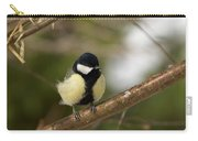 Great Tit Male 2 Carry-all Pouch