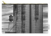 Great Western Sugar Mill Longmont Colorado Bw Carry-all Pouch