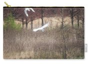 Great White Egret - 3 Carry-all Pouch