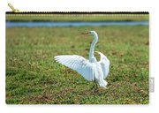Great White Egret Ahoy Carry-all Pouch