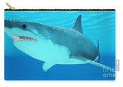 Great White Shark Close-up Carry-all Pouch