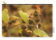 Greater Burdock 1 Carry-all Pouch