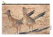 Greater Roadrunner Bird Carry-all Pouch
