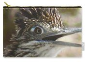 Greater Roadrunner Portrait Carry-all Pouch