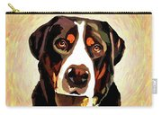 Greater Swiss Mountain Dog Carry-all Pouch