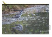Greater Yellowlegs Reflected Carry-all Pouch