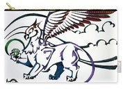 Greedy Gryphon Carry-all Pouch