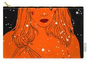 Greek Goddess In The Sky Carry-all Pouch