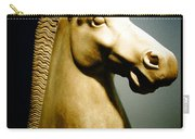 Greek Horse Statue Carry-all Pouch