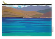 Greek Sea Carry-all Pouch