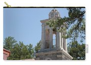 Greek Village Church In The Forest Carry-all Pouch