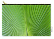 Green Abstract No. 2 Carry-all Pouch