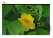 Green And Yellow  Carry-all Pouch