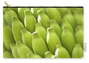 Green Banana Bunch Carry-all Pouch