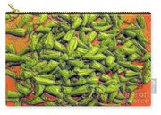 Green Bean Tips Carry-all Pouch