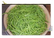 Green Beans  Carry-all Pouch