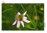 Green Bee Feeding Carry-all Pouch