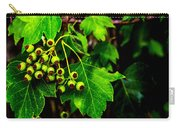 Green Berries Carry-all Pouch