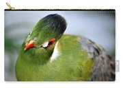 Green Bird Carry-all Pouch