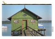 Green Boathouse Carry-all Pouch