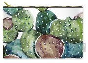 Green Cactus  Carry-all Pouch