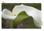 Green Calla Carry-all Pouch