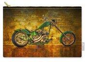 Green Chopper Carry-all Pouch