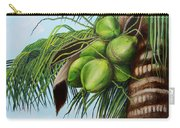 Green Coconuts- 01 Carry-all Pouch