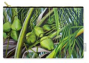 Green Coconuts- 03 Carry-all Pouch