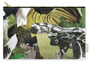 Green Collage 1 Carry-all Pouch